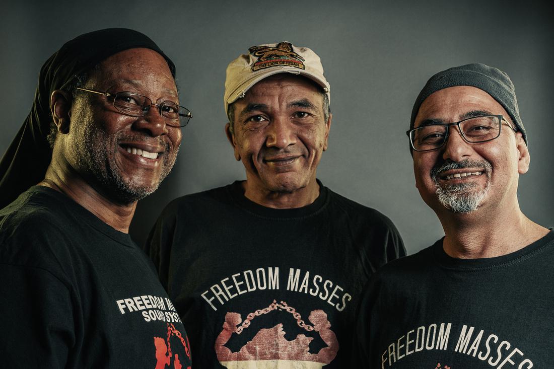 Freedom Masses Sound System