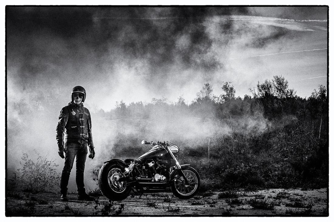 THE GHOST RIDER-2
